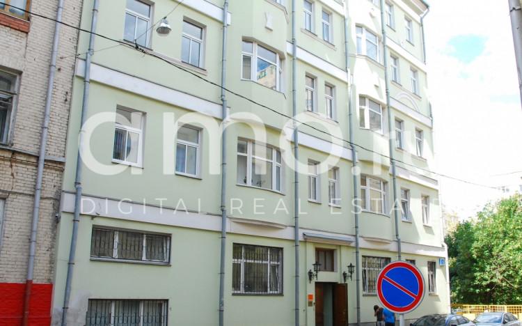 Снять офис в городе Москва Новый 1-й переулок коммерческая недвижимость в солнечном берегу Москва
